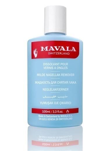 Mavala Mild Nail Polish Remover 100ml Renkli